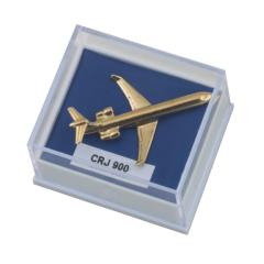 boeing 747-400 pendant and earring set silver