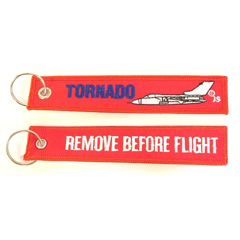 remove before flight tornado keyring