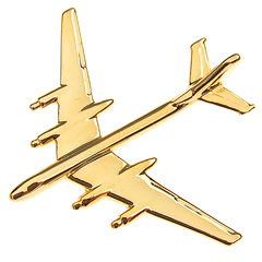 tu95 bear pin badge