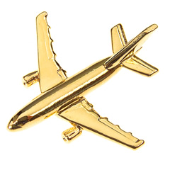 airbus a310 pin badge