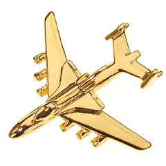 an 225 / buran pin badge