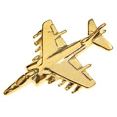 harrier gr7/av-8b harrier ii pin badge
