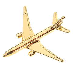 boeing 777 pin badge