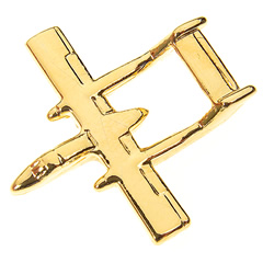 bronco ov-10a pin badge