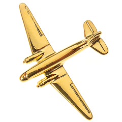 dc-3 pin badge