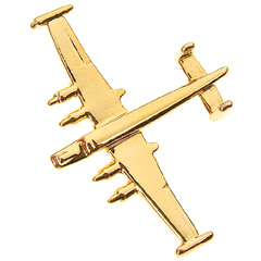 shackleton mk iii pin badge