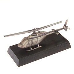 bell 206 jetranger desk model