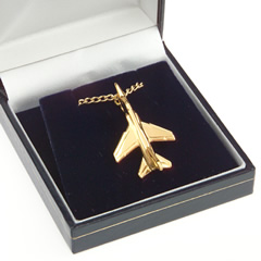 mirage f1 pendant gold
