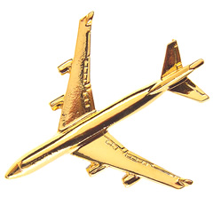 boeing 747-400 large badge