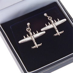 lancaster earrings silver